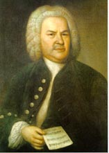 Johann Sebastian Bach ist Thomaskantor in Leipzig