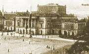 Oper Leipzig um 1868