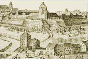 Leipzig: Das ehemalige Markgr�fliche Schloss