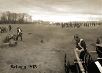 foto: 1813 infanterie angriff
