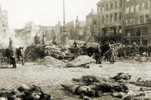 Leipzig Britische Luftangriffe
