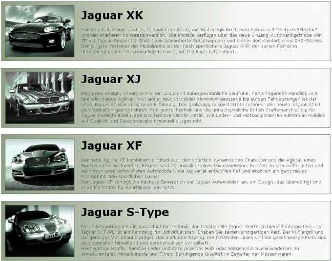jaguar gebrauchtwagen leipzig autob rse leipzig. Black Bedroom Furniture Sets. Home Design Ideas