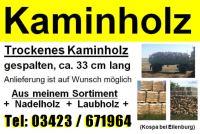BHH Kaminholzhandel Eilenburg - Brennholz für Leipzig, Taucha, Krostitz, Wurzen und Umgebung.