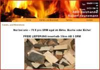 AED Kleipnpösna: Kaminholzhaendler für Brennholz im Leipziger Land