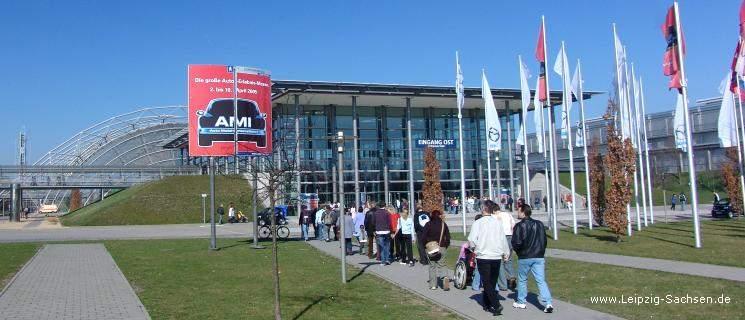 Infos zur Automesse Leipzig - Automobil International 2005