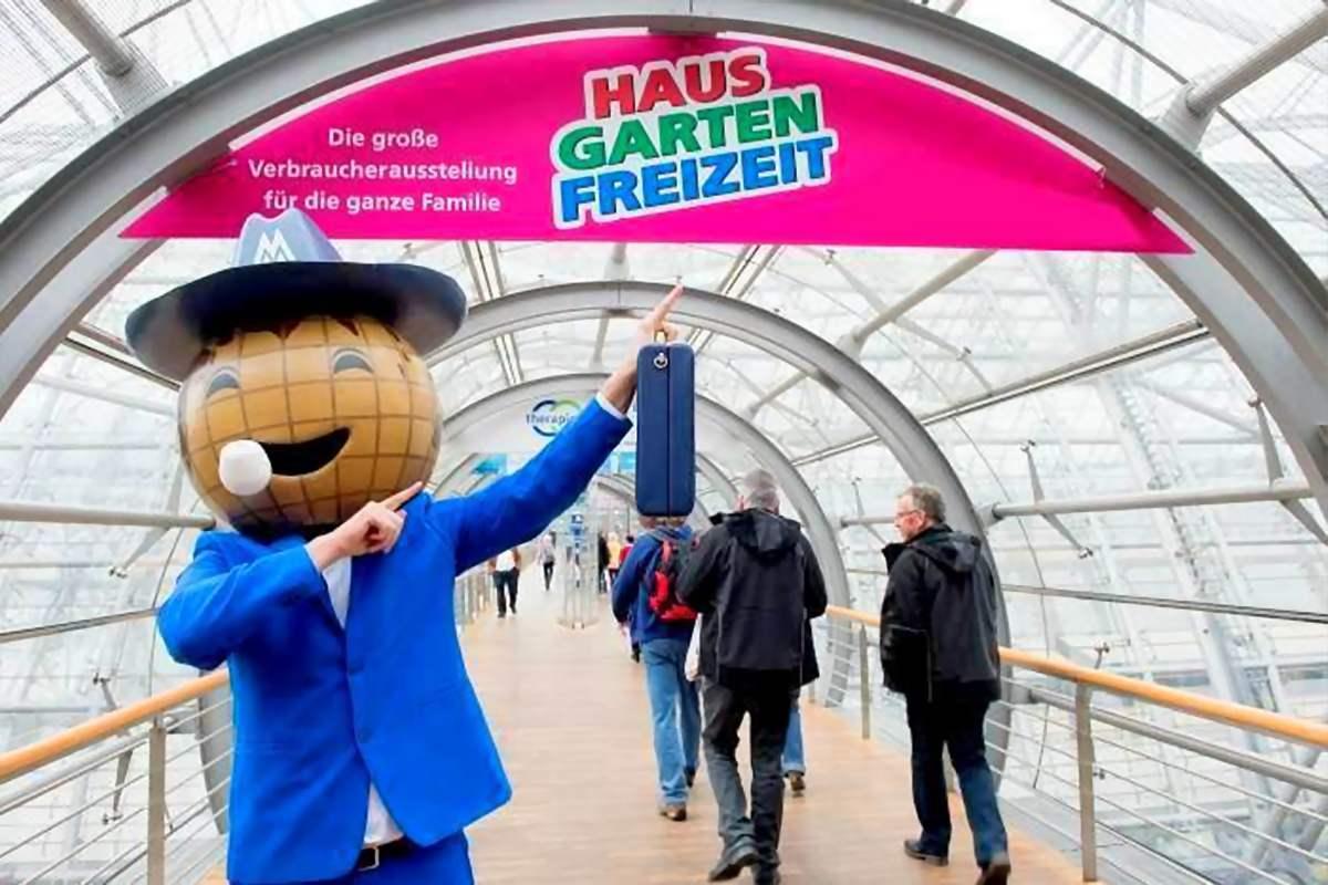 Wunderbar Informationen Zur Haus Garten Freizeit Und Mitteldeutschen Handwerk Messe  In Leipzig