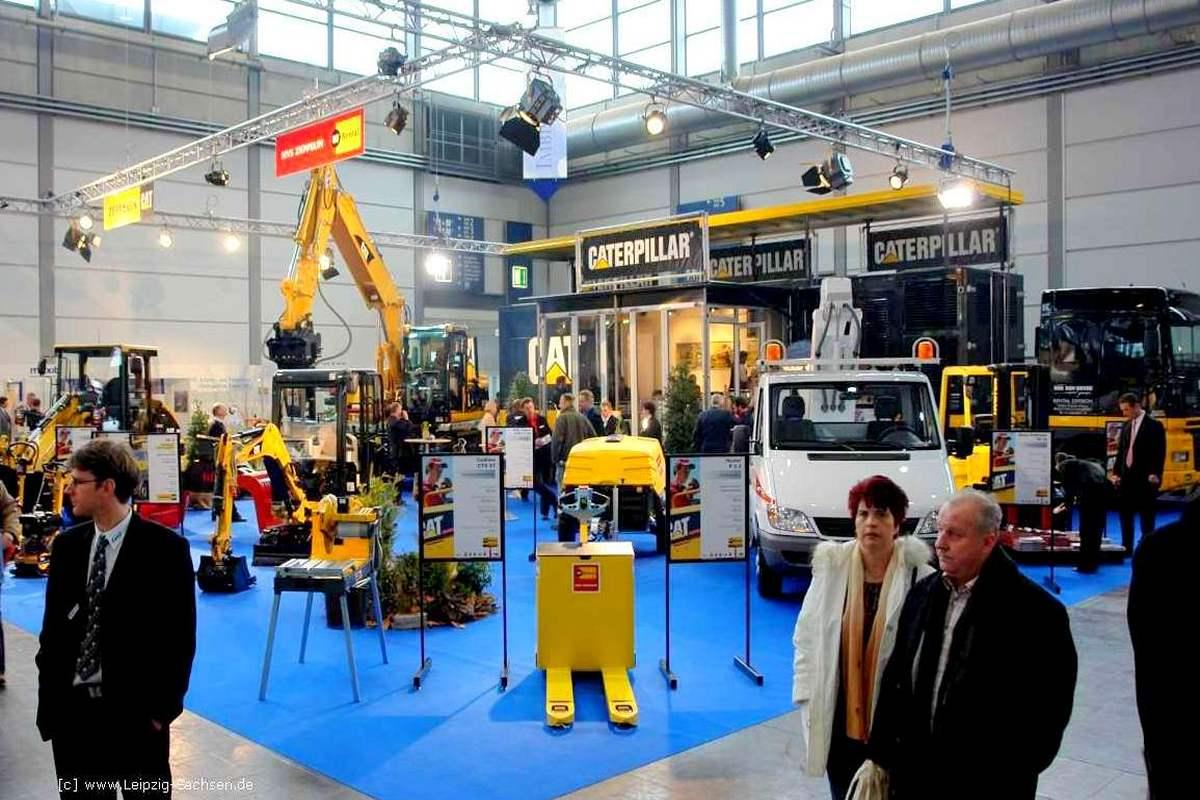 Foto: Baufach Handwerkermesse Leipzig