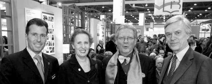 Die Buchmesse Leipzig 2005