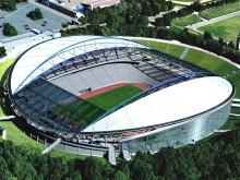 Leipzig WM Stadion