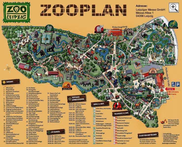 zoo leipzig fotos veranstaltungen ffnungszeiten tickets preise. Black Bedroom Furniture Sets. Home Design Ideas