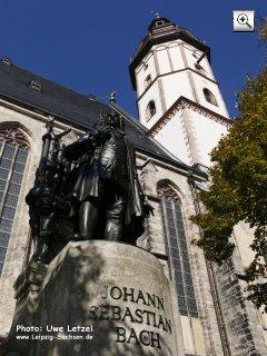 Foto Leipzig - Bachdenkmal