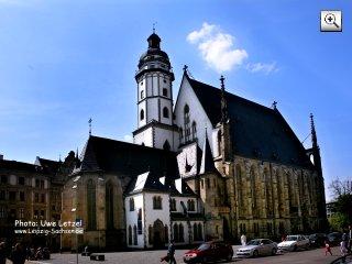 Leipzig Fotos: Thomaskirche