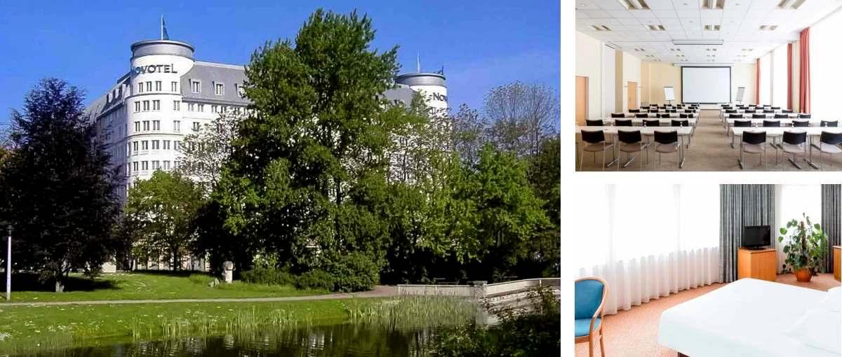 Hotel Novotel Leipzig City