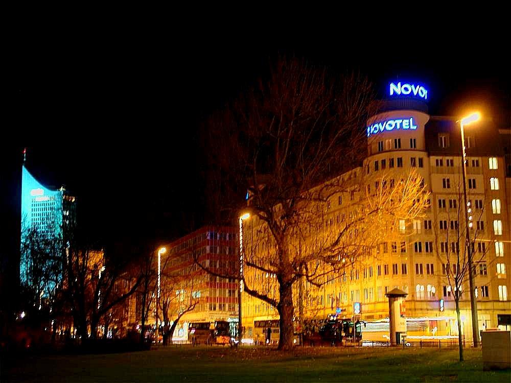 Foto: novotel hotel leipzig