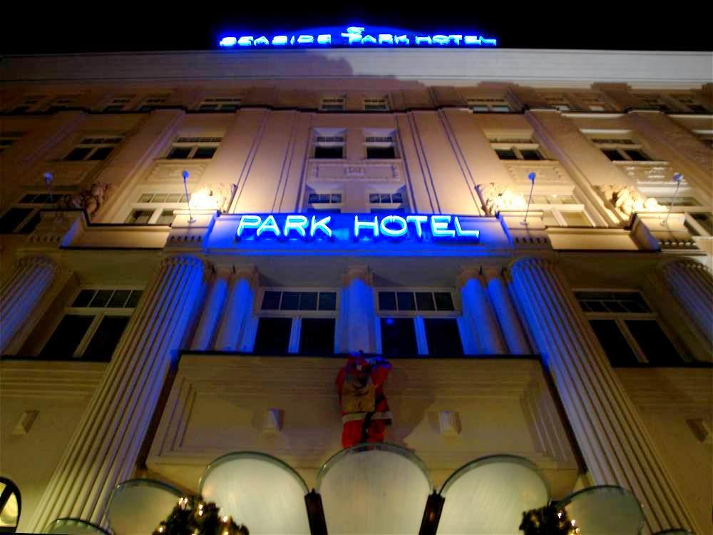 Foto: seaside park hotel leipzig
