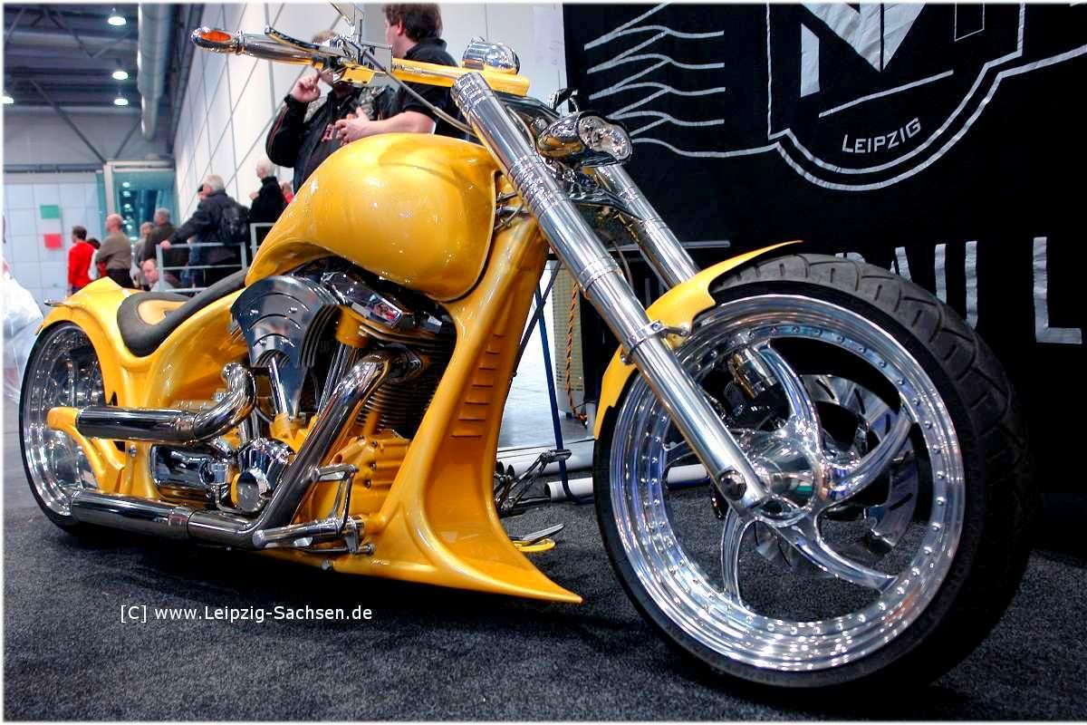 pin harley custom bikes auf der leipziger motorradmesse on. Black Bedroom Furniture Sets. Home Design Ideas