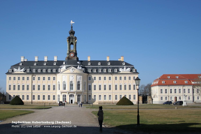 Heiraten auf Schloss Hubertusburg in Sachsen