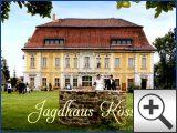 Ausflugsziel: Jagdschloss Kössern bei Grimma