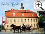 Schloss Machern mit Schlosspark