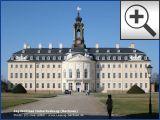 Schloss Hubertusburg in Wemsdorf (Sachsen)