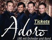 Foto: Adoro Konzert Tickets 2014