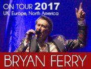 Foto: Bryan Ferry Konzertkarten Vorverkauf