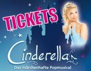 Karten Vorverkauf Cinderella-Popmusical