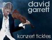 Bild: Konzert Geiger David Garrett