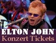 Foto: Elton John Konzert Tickets