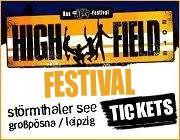 Highfield Festival 2013 am St�rmthaler See