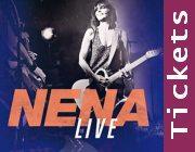 Nena Konzertkarten 2014