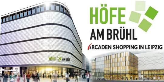 63f8174ef74dc0 Höfe am Brühl (Shoppingcenter Leipzig)