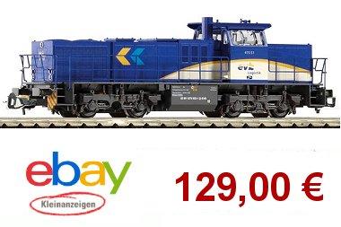 Piko 47226 TT Diesellok G 1206 EVB