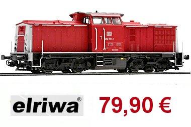Roco 36332 TT Diesellok BR202 781-1 DBAG Ep.V