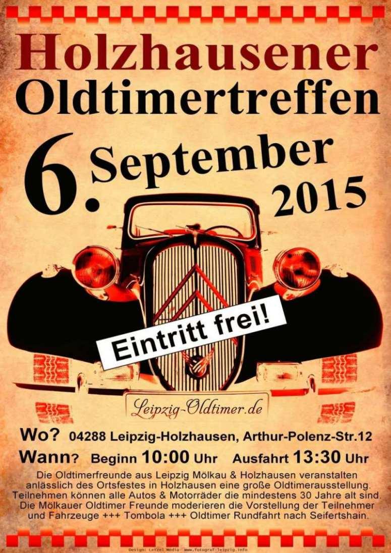 oldtimertreffen leipzig 06.09.2015
