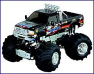 RC 2,4 Ghz Monster Truck VORTEX 4WD ferngesteuertes Monstertruck 50 km/h Top Speed - Allradantrieb
