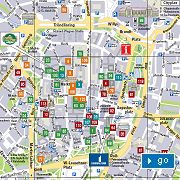 leipzig stadtplan stra enkarten citymap stadtpl ne f r leipzig umland karten sachsen. Black Bedroom Furniture Sets. Home Design Ideas