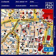 Stadtplan Leipzig LVZ Leipziger Stadtkarte