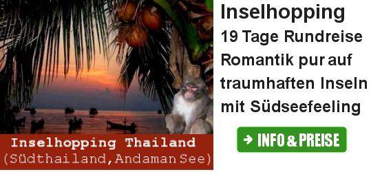 Reise Veranstaltungen - Die besten Thailand Rundreisen